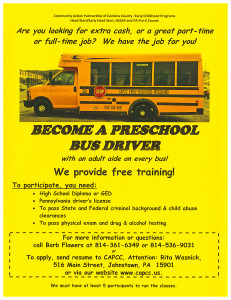 CAPCC Bus Drivers Needed Flyer_2 6 18